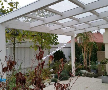 nowoczesne zadaszenie tarasu-pergola tarasowa - zadaszenie z drewna - nowoczesna wiata garażowa - wiata garażowa producent - wiata garażowa na wymiar - wiata garażowa z poliwęglanu