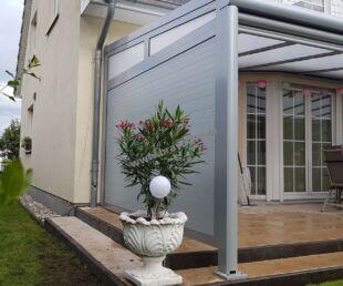 Zadaszenie tarasu aluminiowe-zadaszenie aluminiowe z poliwęglanu