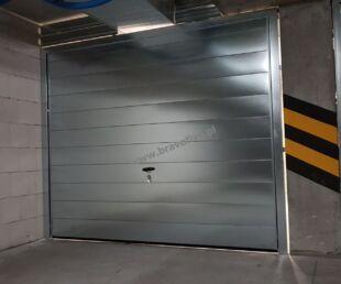Wygrodzenie boksu garażowego-brama VENT
